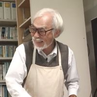 Un pequeño vistazo a Hayao Miyazaki dirigiendo la que será su primera película de animación por ordenador