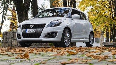 Suzuki Swift Sport, presentación y prueba en Madrid