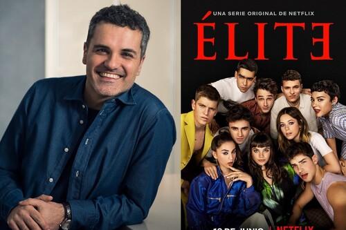 """""""La temporada 4 de 'Élite' es más descarada. Las anteriores ya lo eran, pero ahora aún más"""". Carlos Montero (cocreador de la serie de Netflix)"""