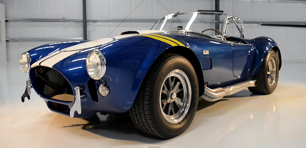 Shelby Cobra 427 Semi-Competition