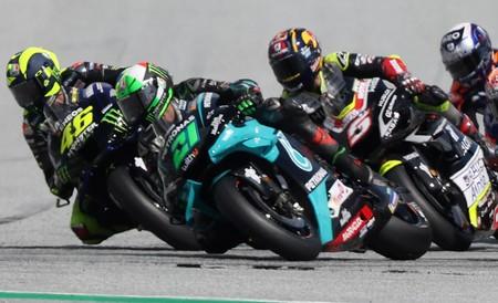 Morbidelli Zarco Rossi Austria Motogp 2020