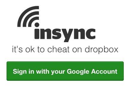 Insync, usando los recursos de Google para darle a Dropbox donde más duele