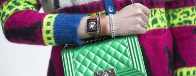 Apple Watch con Hermès en Vouge