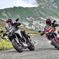 La nueva Ducati Multistrada V4 ya está aquí: cuatro cilindros, 170 CV y un arsenal tecnológico desde 20.980 euros