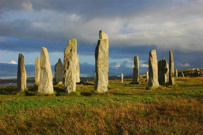 escocia promueve el turismo arqueol gico