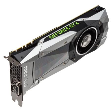 Nvidia GeForce GTX 1080: así es la tarjeta gráfica más potente nunca creada