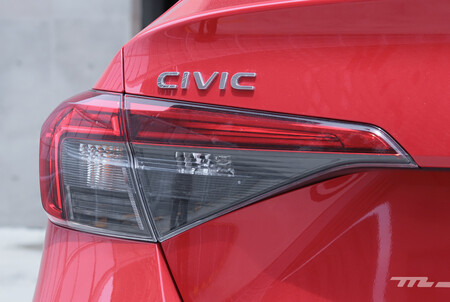 Honda Civic 2022 Opiniones Prueba Mexico 14