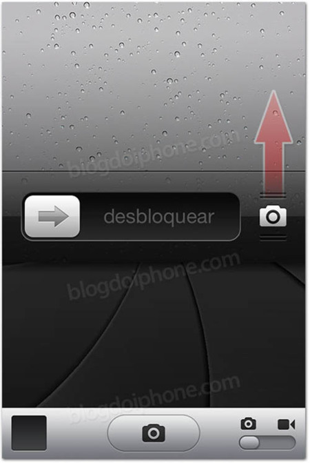 Pantallazo de la versión GM de iOS 5