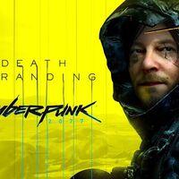 Cyberpunk 2077 llega a Death Stranding con objetos cosméticos, misiones y mucho más por medio de una colaboración especial