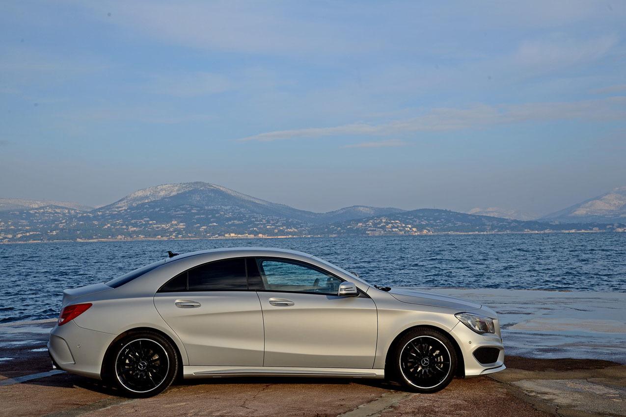 Foto de Mercedes-Benz Clase CLA (Saint-Tropez) (16/51)
