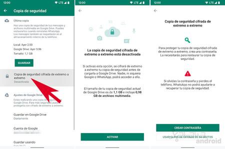 Whatsapp Copia Seguridad Cifrada 1