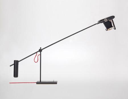 Lámparas con cámaras vintage - 4