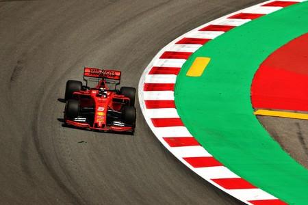 Vettel Espana Formula 1 2019