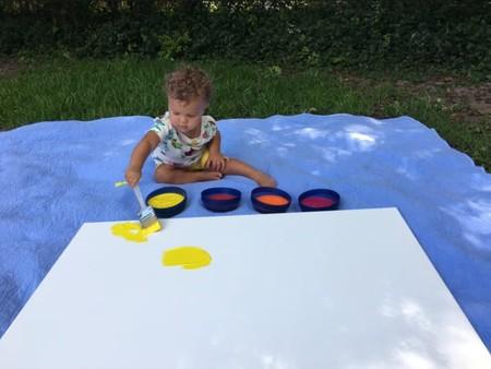 niña-dibujando