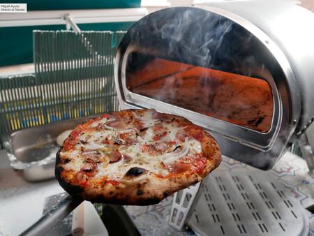 Probamos Gozney Roccbox: un horno doméstico solo para pizzas que alcanza los 500º C