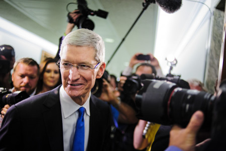 Un hombre de intuición: perfil de Tim Cook, CEO de Apple
