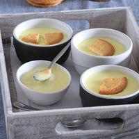 Cómo hacer natillas sin huevo: receta especial para intolerantes y alérgicos