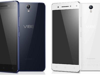 Lenovo VIBE S1 Lite, un gama media potente pensado para selfies