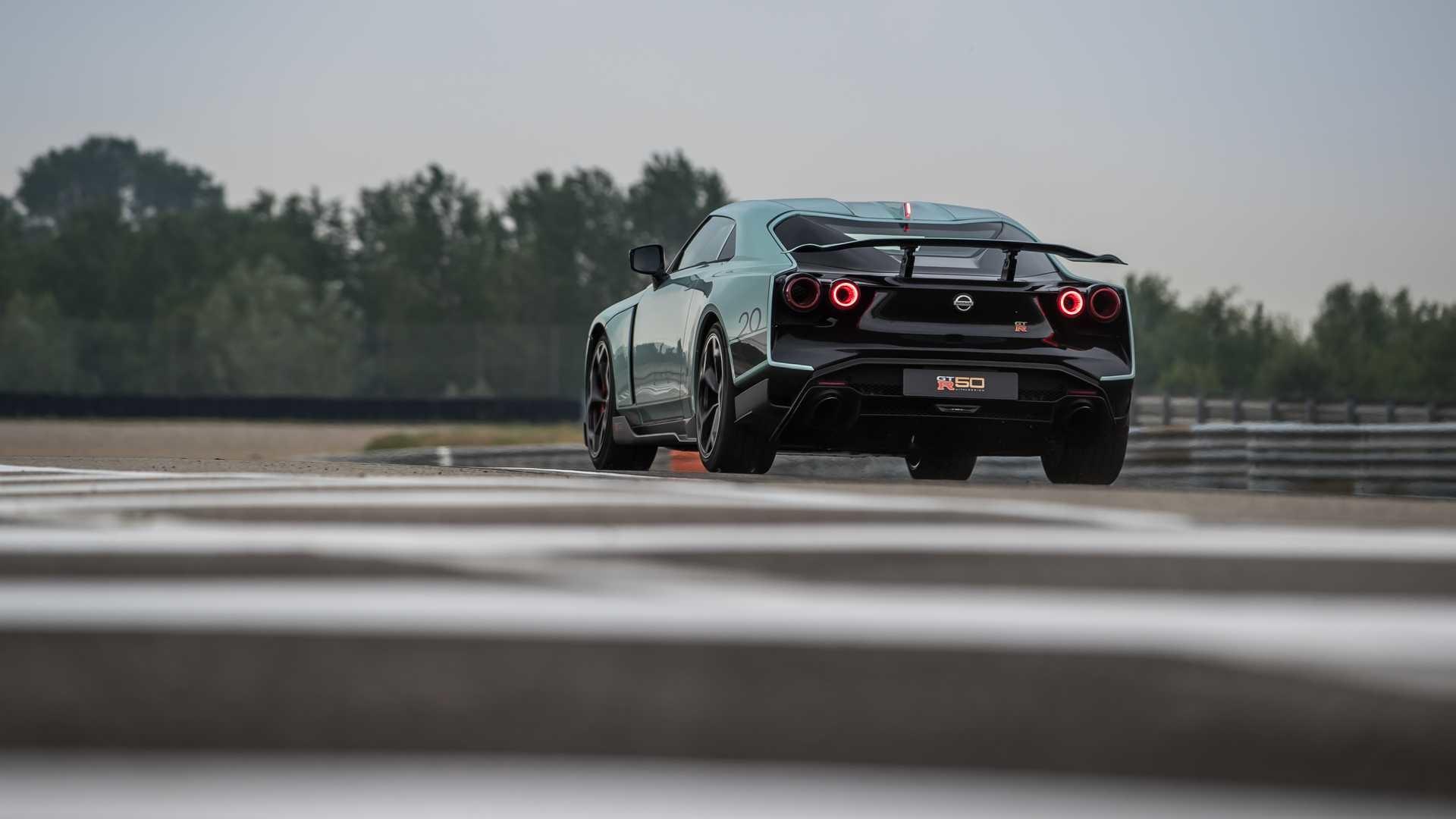 Foto de Nissan GT-R50 Italdesign 2020 (6/10)