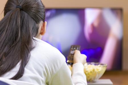 Ver La Tv Muy Cerca