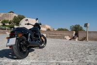 Harley-Davidson Street 750 Tour en marcha