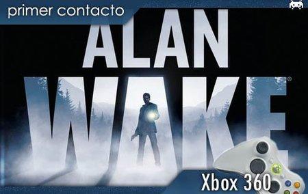 'Alan Wake'. Primer contacto