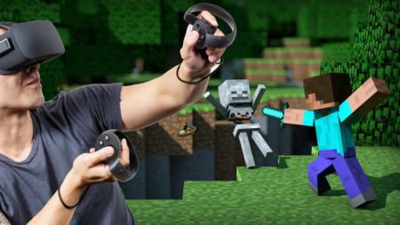 Oculus Rift te permitirá visitar el universo Minecraft