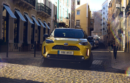 Toyota Yaris Cross 2021: all prices for Spain