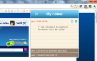 Quickrr, una sencilla aplicación para tomar notas en Chrome