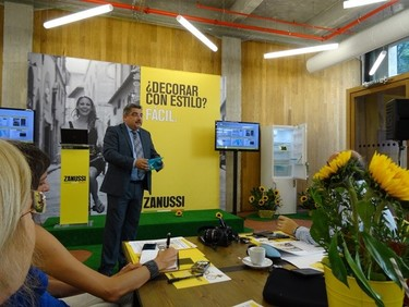Avanti, la nueva gama de libre instalación de Zanussi