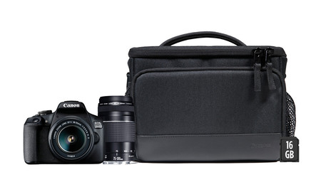 Canon Eos 2000d Pack