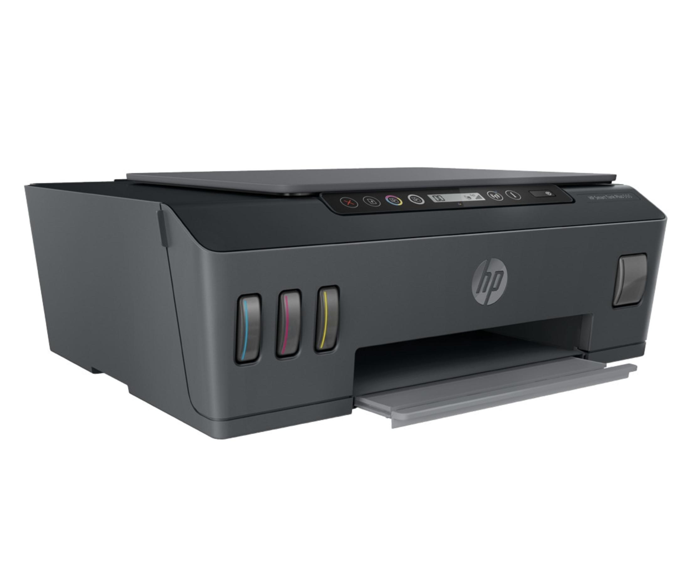 Impresora Multifunción Tinta HP Smart Tank 555, Wi-Fi, copia, escanea