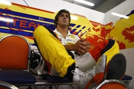 Fernando Alonso llega a Brasil con los deberes hechos