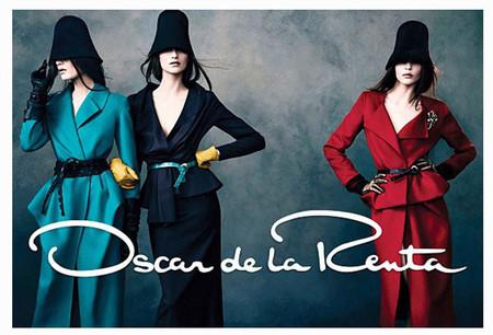 La colección otoño-invierno 2013-2014 de Oscar de la Renta y... John Galliano