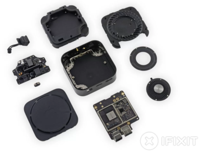 El Apple TV 4K revela sus secretos ante iFixit