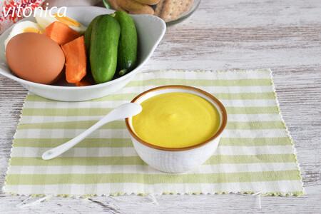 Salsa holandesa sin huevo y sin lácteos: receta saludable apta para veganos