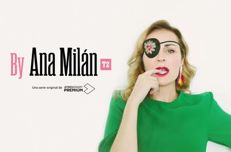 'By Ana Milán': el tráiler de la temporada 2 de la serie de Atresplayer avanza nuevas piruetas en la vida de la artista