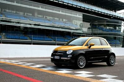 Fiat 500 por Aznom: lujo y estilo en dos colores