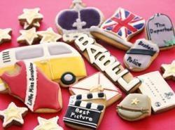 Nominados al Oscar 2007 en galletas
