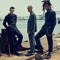 Zara y su nuevo catálogo de moda hombre: sartorial con un toque gangsta