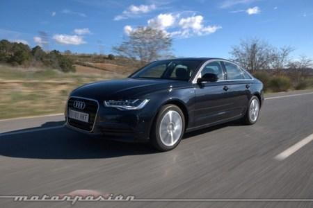 Audi A6 hybrid, prueba (conducción y dinámica)
