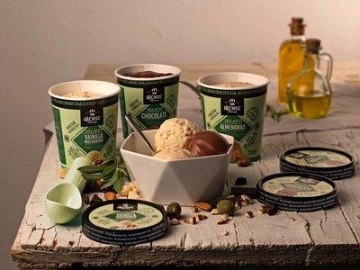 La Ibense Bornay: primer helado delicatessen sobre aceite de oliva apto para celíacos y veganos