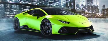 Lamborghini Huracán EVO Fluo Capsule, el superdeportivo suma 5 llamativos tonos a su gama actual