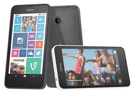 Lumia 638, un teléfono LTE para la India firmado por Nokia