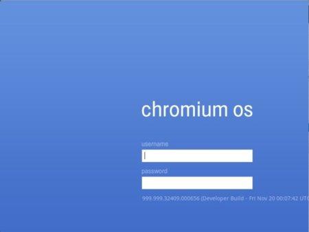 Según Google, el 60% de las empresas adoptará Chrome OS una vez que sea lanzado