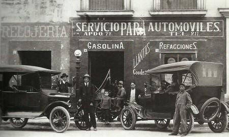 Primeros Autos En Mexico 4