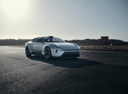 Polestar desvela en detalle Precept, su coche concepto que traza la línea a seguir para los próximos vehículos del fabricante