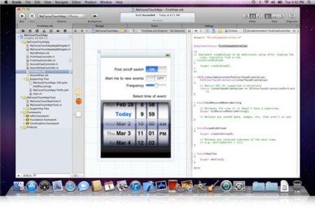 xcode 4 apple programación cocoa objective-c mac os x ios