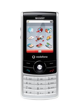 Sharp GX18 para Vodafone