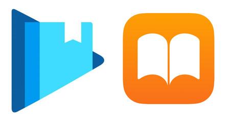 Google Play Apple Books